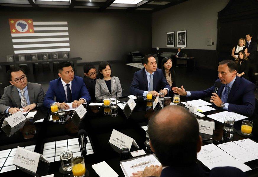 Governo de São Paulo vai inaugurar escritório comercial na China