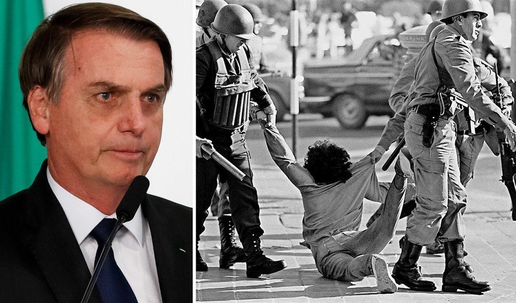 OAB denuncia Bolsonaro na ONU por recomendação sobre o golpe de 64