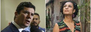 O que faz um dossiê sobre a morte de Marielle e seu motorista, Anderson Gomes, sobre a mesa de Sergio Moro?