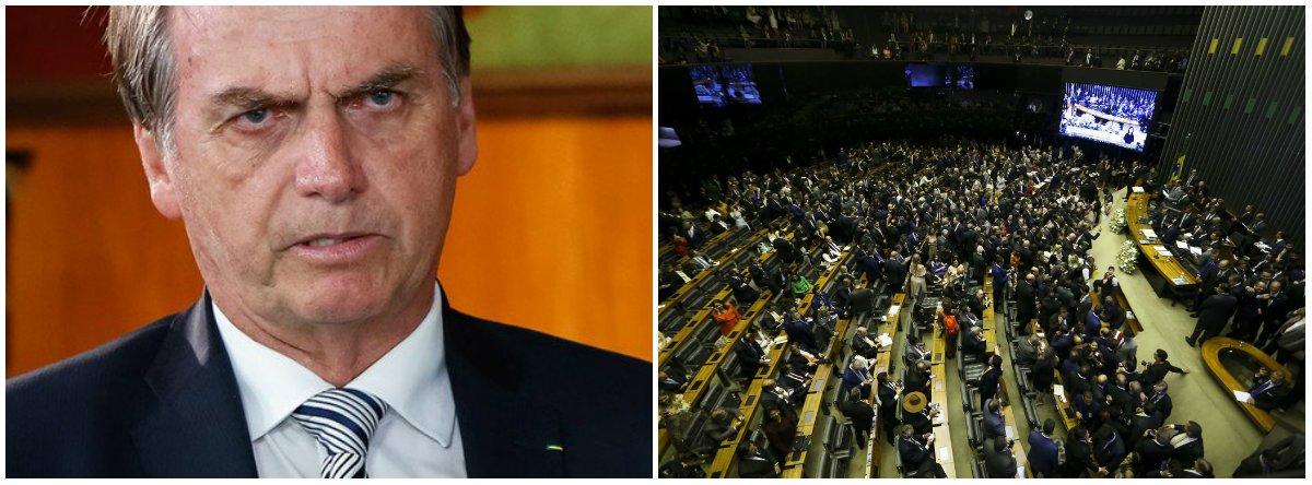 Dia de goleada em Brasília: Política 5 x 0 Bolsonaro