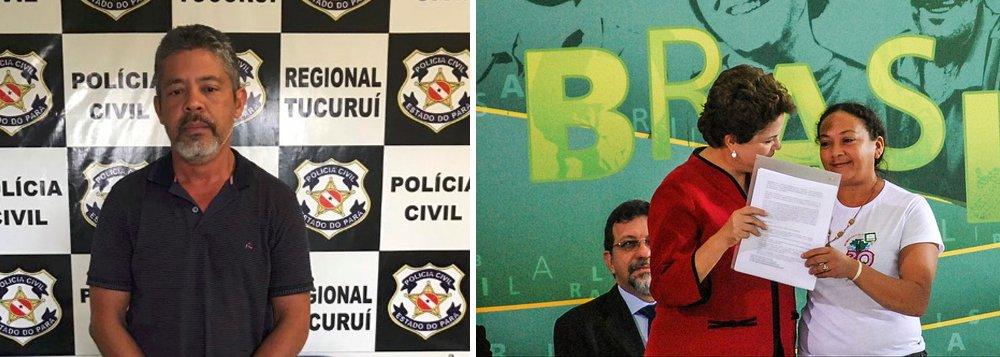 Polícia prende suspeito do assassinato de Dilma Silva, liderança do MAB