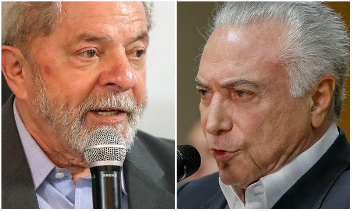 De Lula a Temer - O Judiciário dos ricos e antipopular, pois seletivo e partidário