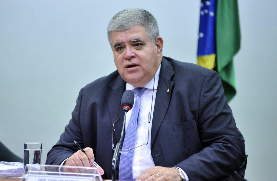 Liminar do TRF 4 determina afastamento de Marun do Conselho de Itaipu