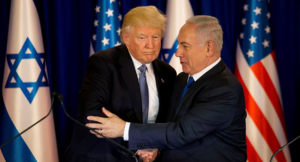 Trump reconhece como de Israel território ocupado na Síria