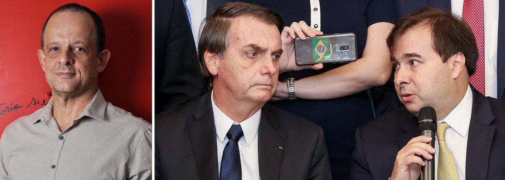 Altman: Bolsonaro quer subordinar o centro à extrema-direita