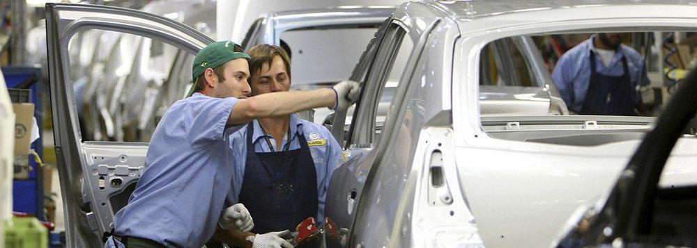 Mercado reduz pela quarta vez consecutiva projeção de crescimento do PIB