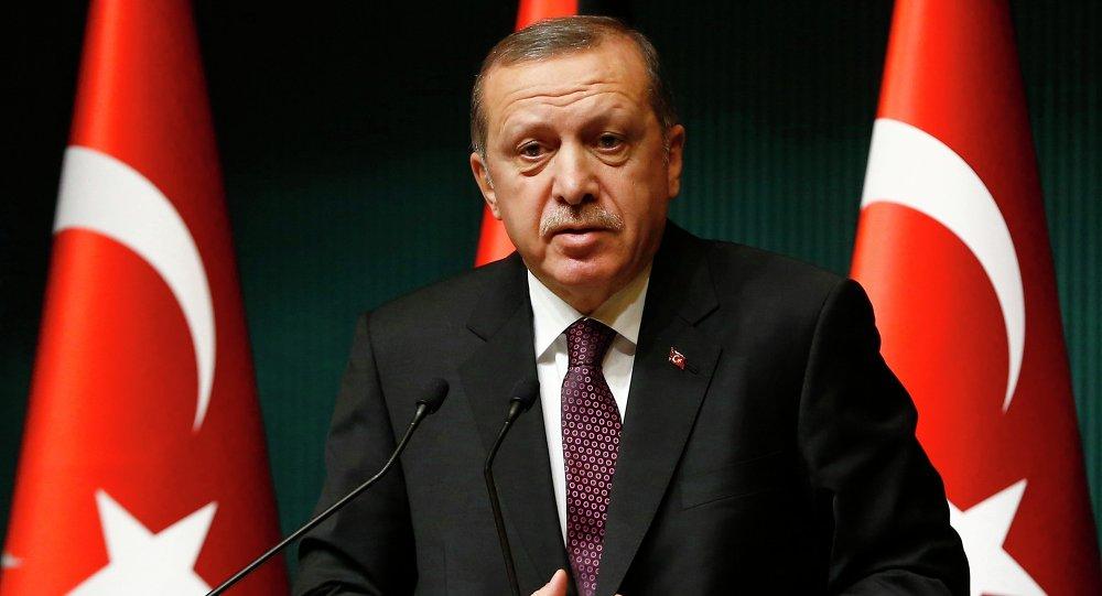 Erdogan diz que Turquia levará questão das Colinas de Golã à ONU