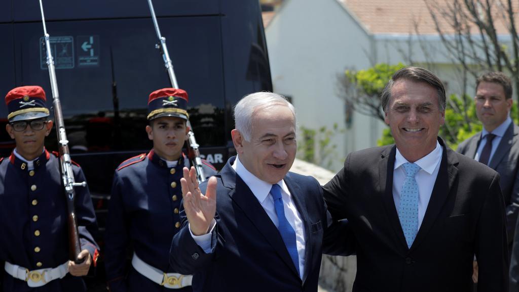 Bolsonaro vai a Israel, país escolhido como prioridade nas relações exteriores