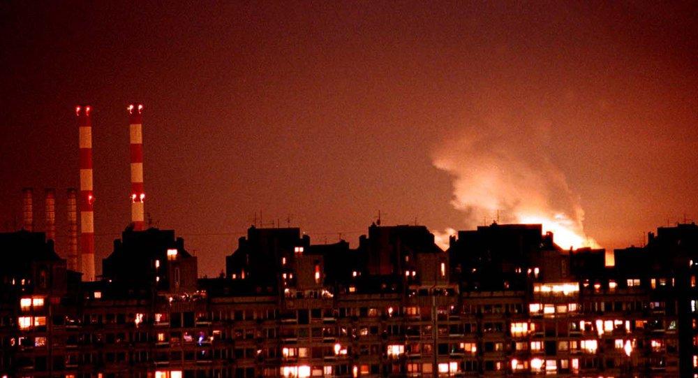 Sérvios relembram neste domingo bombardeios da Otan há 20 anos