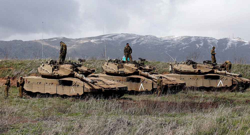 Trump vai assinar decreto reconhecendo soberania de Israel sobre Golã