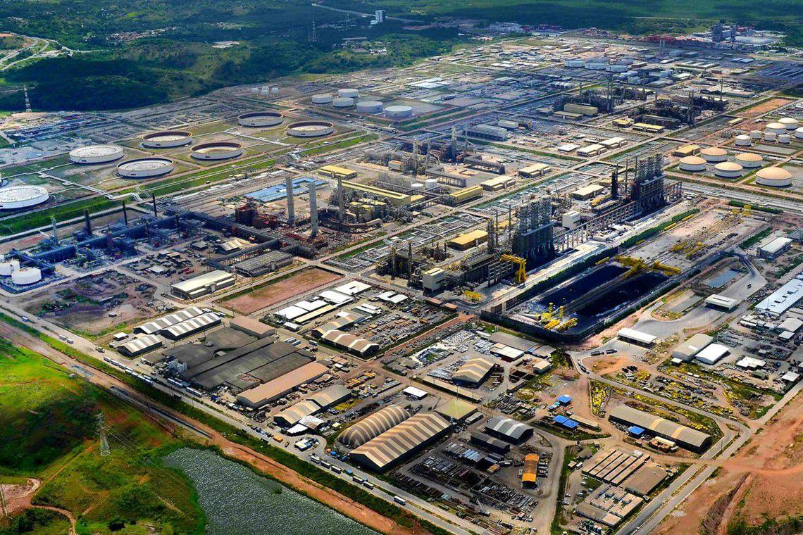O papel positivo das refinarias da Petrobras