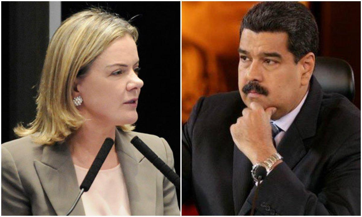 PT aprova resolução sobre a paz na Venezuela