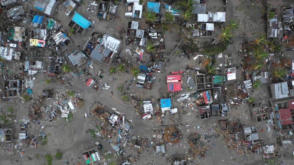 Ciclone Idai na África já matou mais de 600