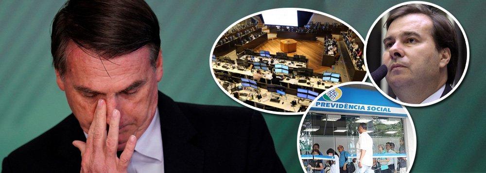 Vozes do mercado já falam em queda de Bolsonaro