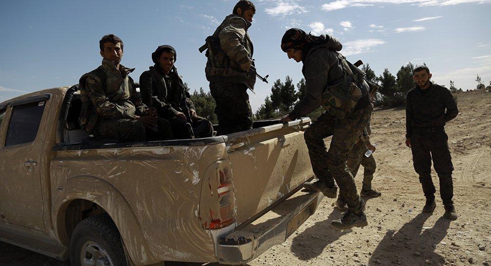 Coalizão apoiada pelos EUA anuncia derrota do 'Estado Islâmico' na Síria