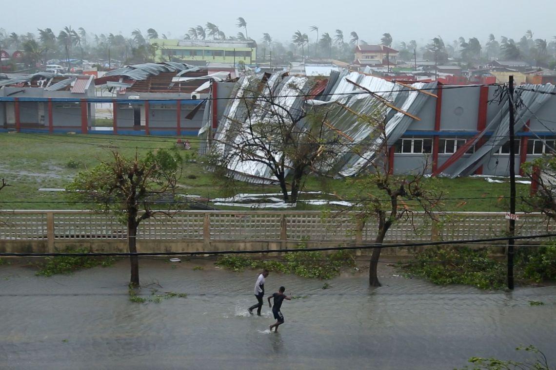 Sobe para 417 número de vítimas mortais no ciclone em Moçambique