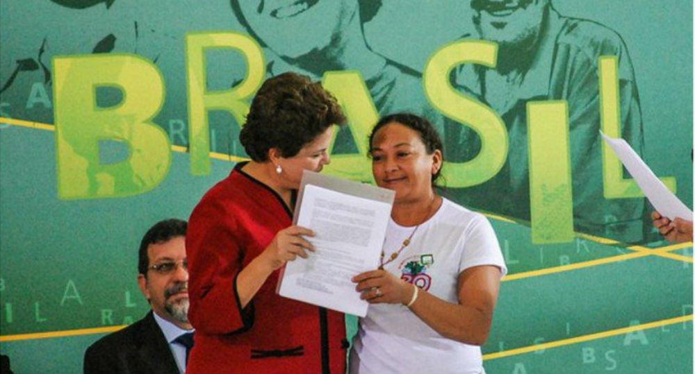 Dilma: Assassinato de liderança no Pará é resultado do 'discurso de ódio do atual governo'