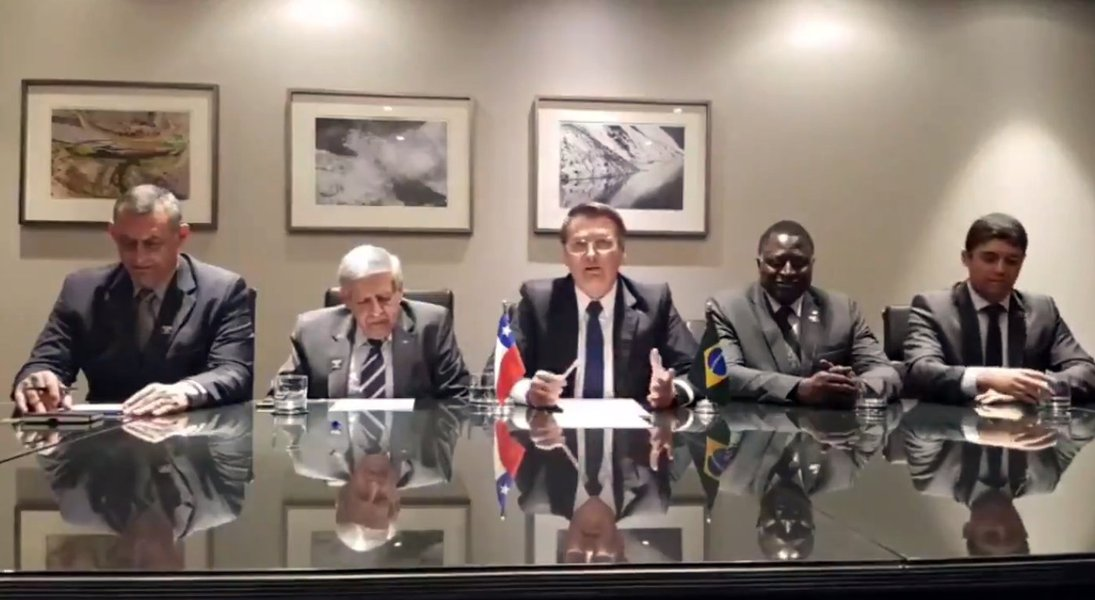 "Bolsonaro comete gafe e comemora dia da Síndrome de ""Drown"""