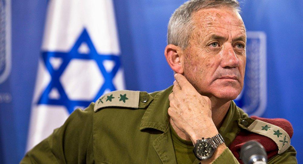 General candidato ameaça vitória de Netanyahu na eleição de Israel