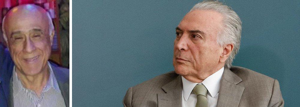 PF prende coronel Lima, amigo e operador de Temer