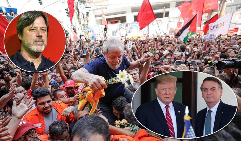 Brian Mier: Lula é um prisioneiro de guerra dos Estados Unidos