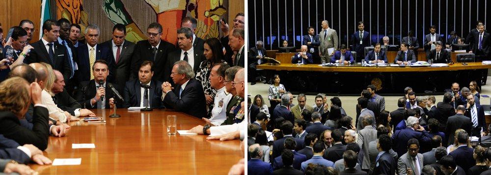 Previdência trava no Congresso após privilégios aos militares