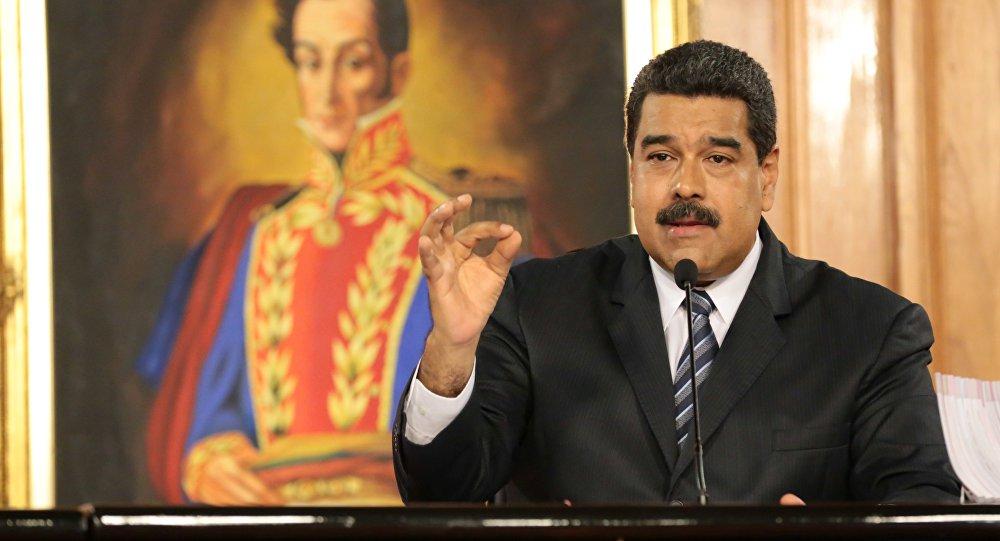 Maduro diz que Trump sequestrou cinco bilhões de dólares destinados a medicamentos