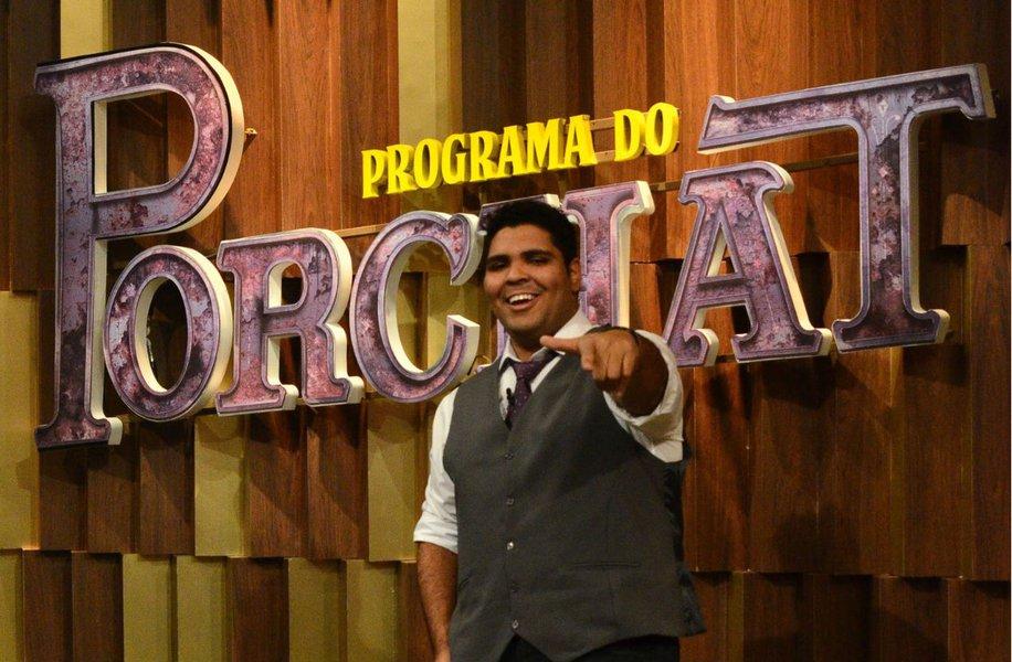 Humorista Paulo Vieira critica Bolsonaro e é alvo de comentários racistas