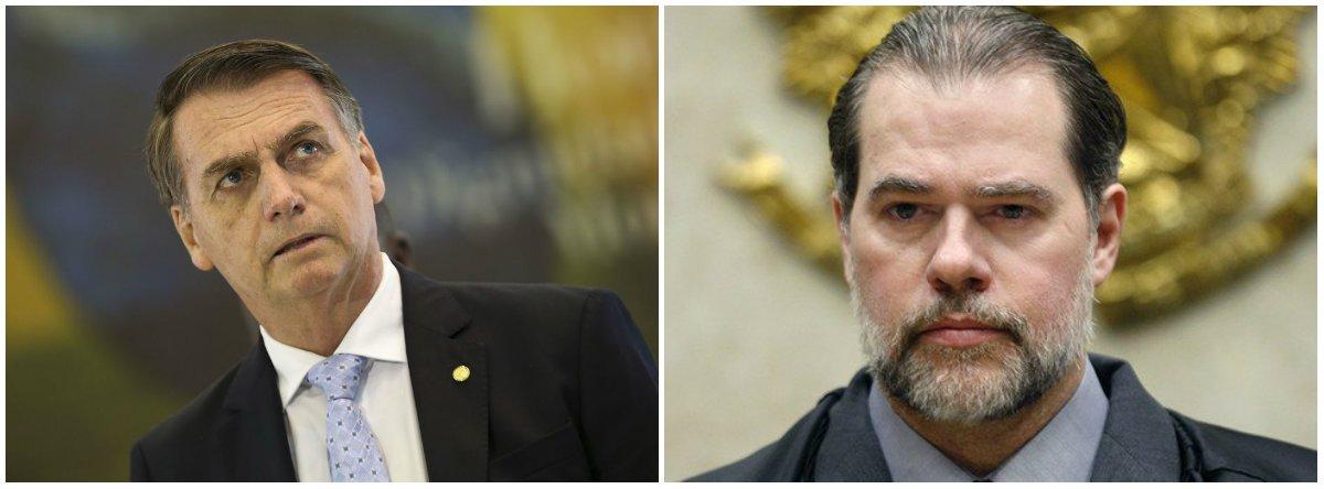 Bolsonarista ameaça matar irmão de Toffoli
