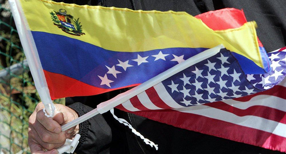 Coalizão pacifista pede que EUA não interfiram nos assuntos da Venezuela
