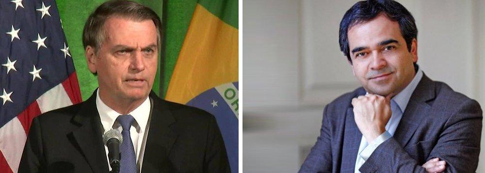 Presidente do Senado do Chile rejeita almoço com Bolsonaro