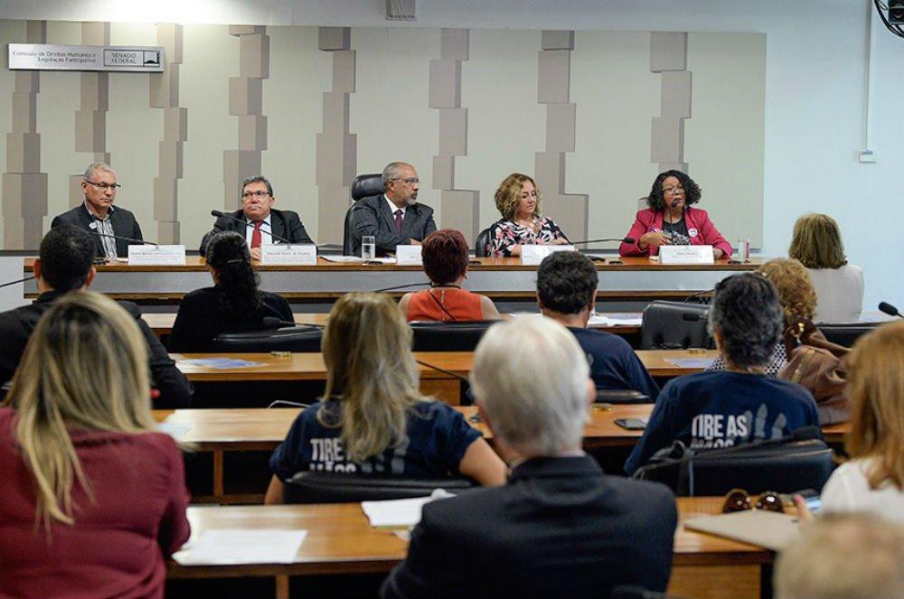 Educadores: reforma da Previdência é 'o retorno aos tempos de escravidão'