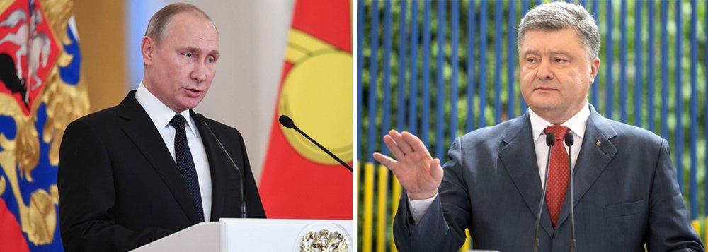 Relações entre Rússia e Ucrânia não vão melhorar se Poroshenko for reeleito