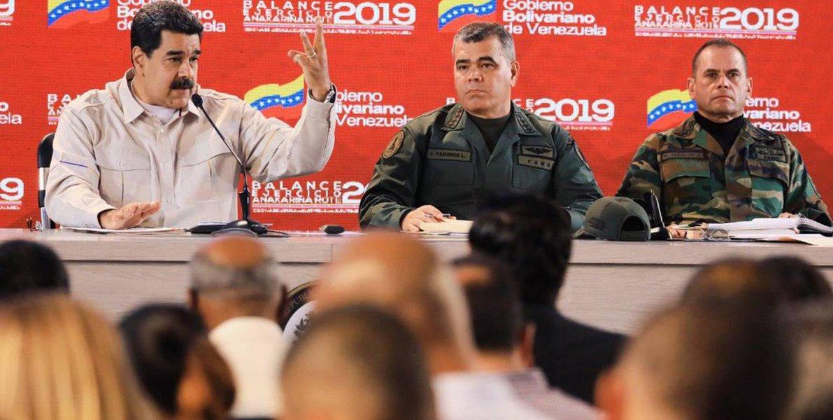 Venezuela tem plano de defesa nacional para proteger serviços estratégicos