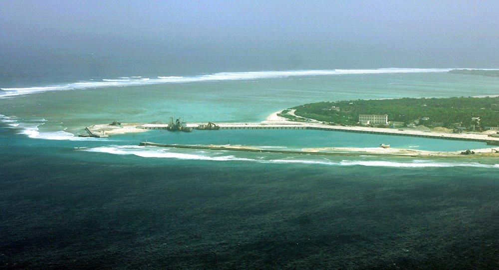 China planeja construir 'base estratégica de logística e serviços' no Mar do Sul