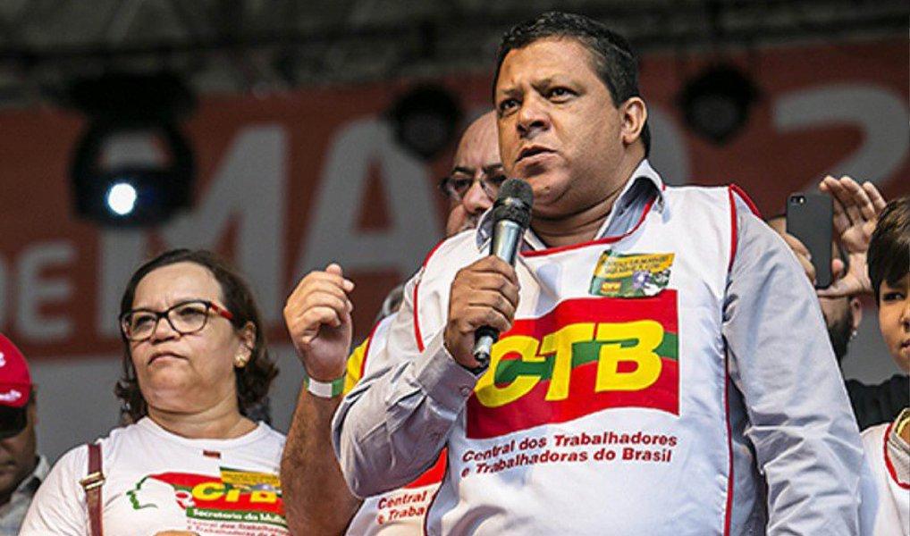 'Radicalidade consequente' para consertar o Brasil, pede sindicalista