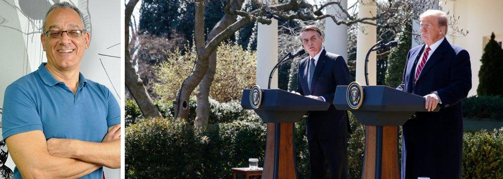 Maringoni: Bolsonaro nos EUA rasgou o manual da diplomacia internacional