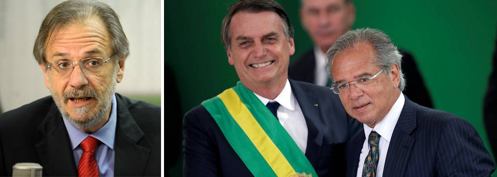 Rossetto: Bolsonaro e Guedes mentiram sobre Previdência