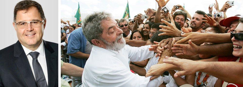 Luis Costa Pinto: com Lula, Brasil foi o melhor país do mundo para se viver