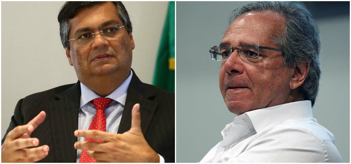 'Governo brasileiro deve defender o Brasil, não os interesses dos EUA', diz Flávio Dino a Guedes