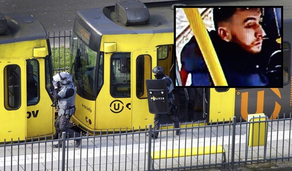 Polícia prende suspeito de ataque a bonde na Holanda