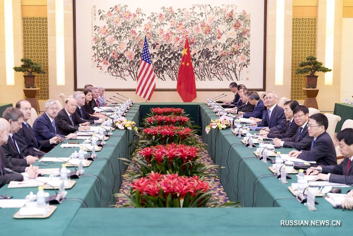 China e EUA preparam nova rodada de negociações comerciais