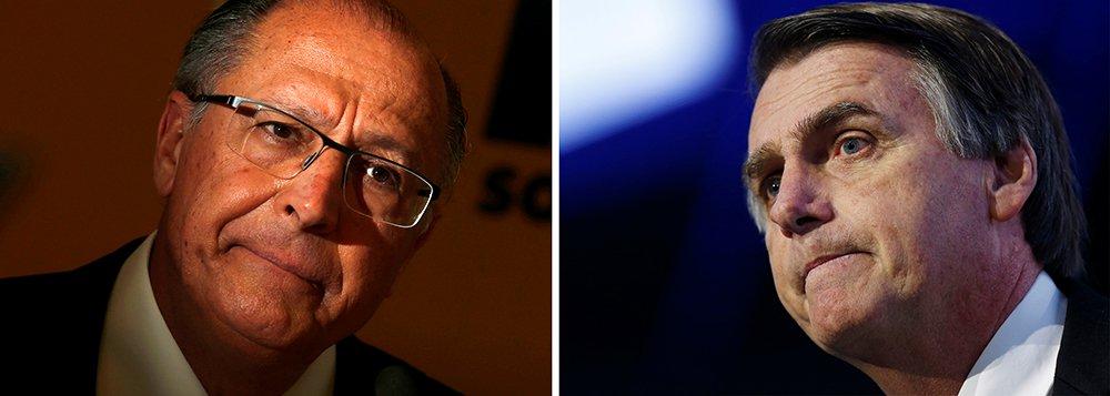 'Bolsonaro precisa focar no interesse nacional, não do de outros países', diz Alckmin