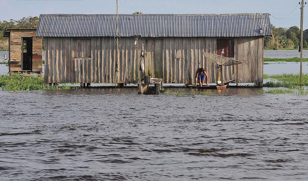 Garimpo no Rio Tapajós aumenta e população adoece