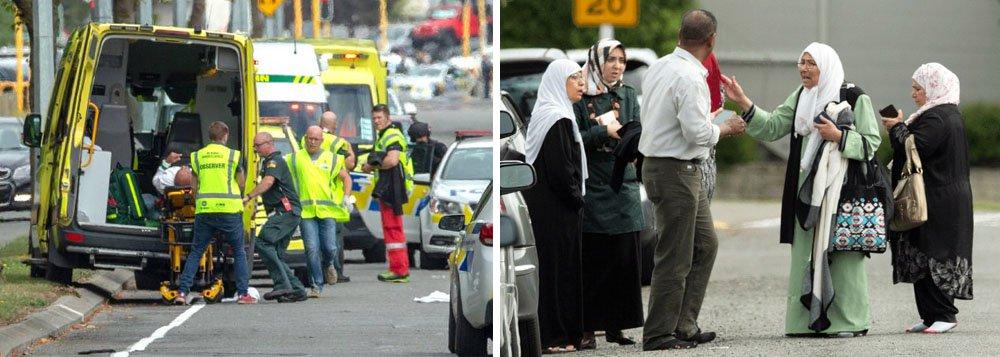 Nova Zelândia: o resultado da demonização de todo o povo muçulmano