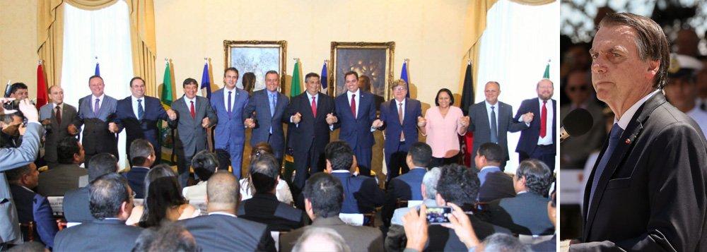 Governadores do NE fulminam BPC, aposentadoria rural e capitalização