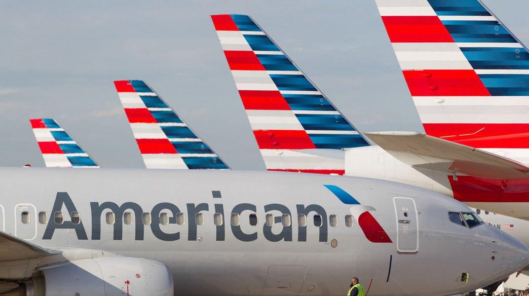 American Airlines suspende voos para a Venezuela
