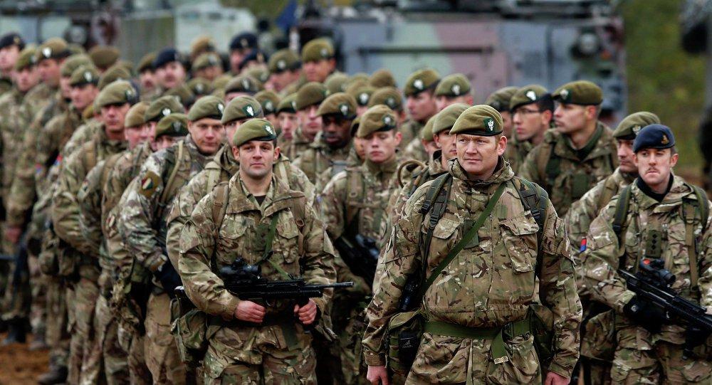 Rússia denuncia concentração de tropas da Otan em suas fronteiras