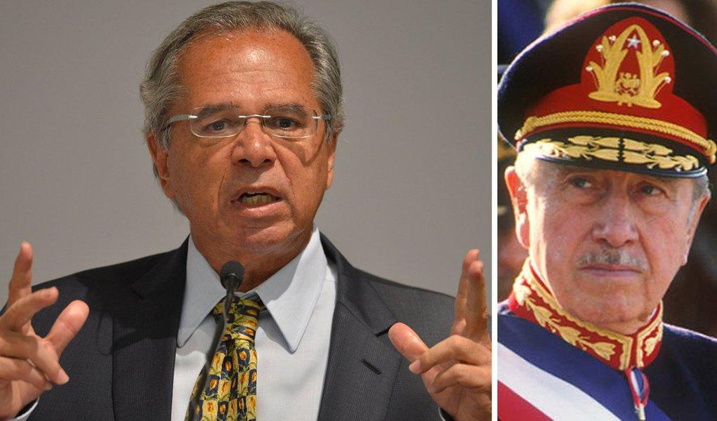 Pinochetaço neoliberal derruba Guedes no Congresso