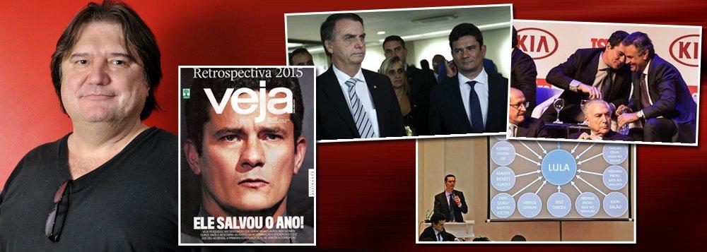 Pedro Serrano: em cinco anos, Lava Jato mostrou ser uma enganação